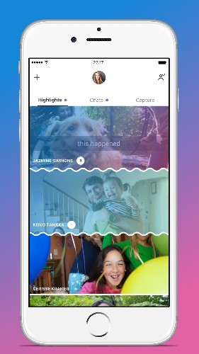Skype's Snapchat-inspired makeover puts the camera a swipe away, adds stories