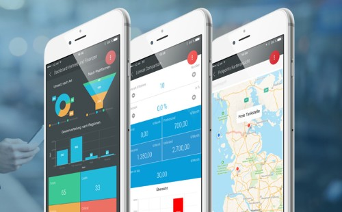 Open As App turns boring business data into a mobile app instantly