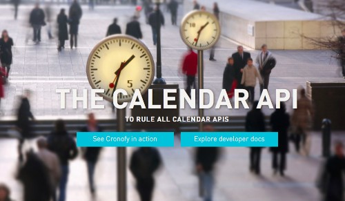Cronofy, The Calendar API Helping Businesses Keep Customer And Staff Diaries In Sync, Scores $1.6M