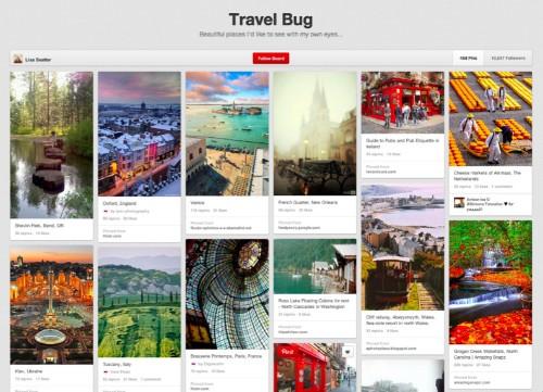 Pinterest Or Pintrips? Pinterest Files A Trademark Infringement Suit Against Travel Planning Startup