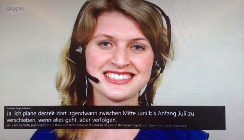 Microsoft Demos Real-Time Speech-To-Speech Translation On Skype