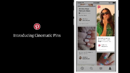 Pinterest Unveils Its First Video-Like Ad And New Ad Pricing Models