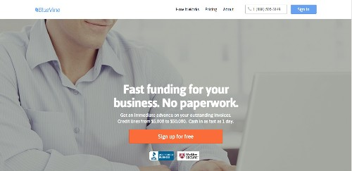 Update: BlueVine Raises $18.5 Million For Invoice Financing