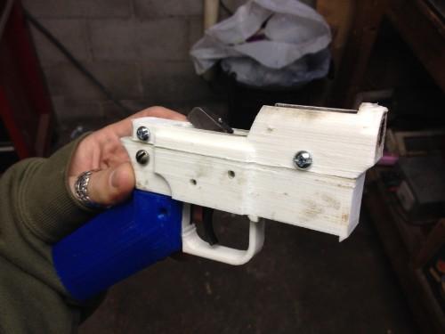 A New Bullet Can Make 3D-Printed Guns A Reality
