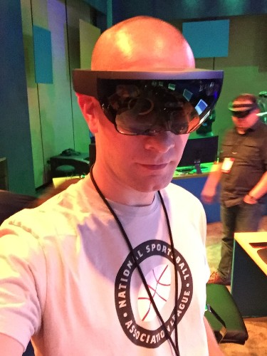 Sorry, Oculus, but HoloLens gets my money