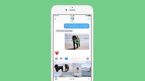 Momento for iMessage turns your photos into GIFs