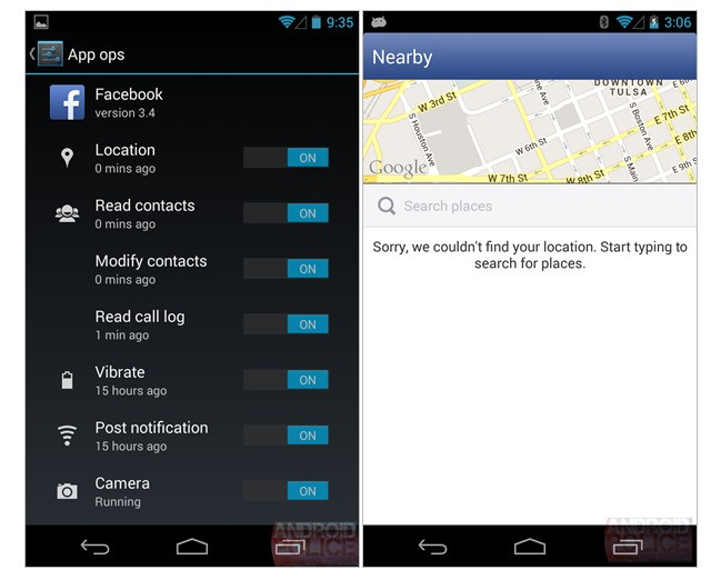Android 4.3 Includes Hidden App Permissions Manager That Could Bolster Privacy & Security