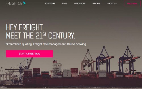With A Fresh $14M, Freightos Wants To Power The Global Freight Industry