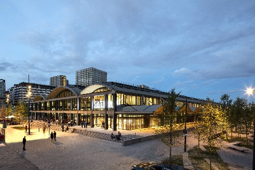 Inside Station F, the startup megacampus that just opened in Paris