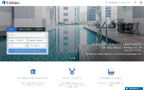 Rakuten invests $2.8M in 'Airbnb for business travel' startup MetroResidences
