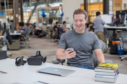 Zuck Details How Artificial Intelligence Will Show You The Perfect Facebook Posts