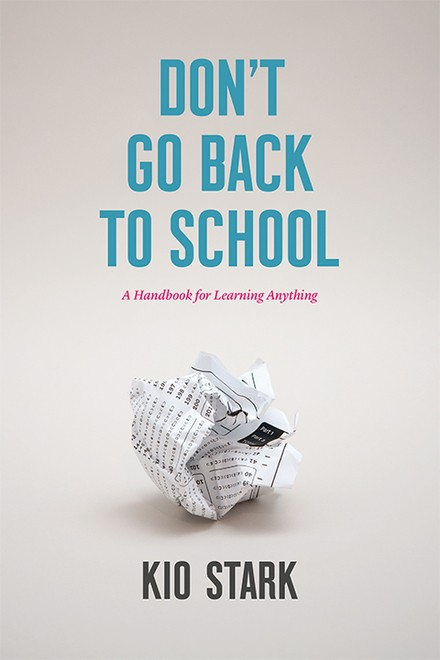 Obama's CTO Gives Advice On How Learning Works In Kio Stark's New Book, Don't Go Back To School