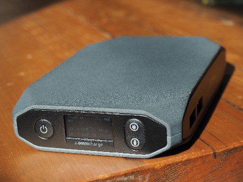 A pocket-sized power bank that'll help your laptop stay alive