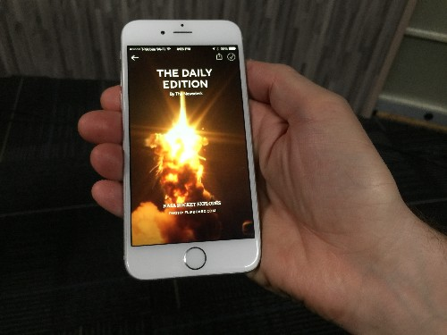 Flipboard's New App Gets Personal By Making Topics The Center Of Attention