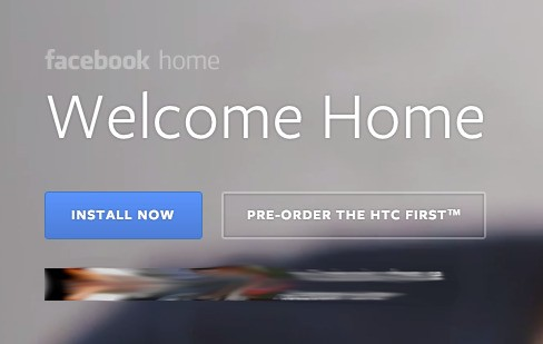 Facebook Home Hits The Rocks In Europe, With UK And France Launch Of HTC First Delayed Indefinitely