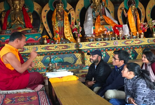 Lessons from Dharamsala on business and life