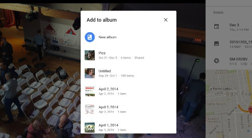 Google Photos Gets Easy-To-Use Shared Albums
