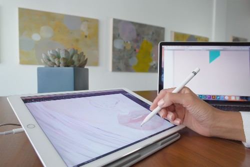 Duet Display adds pressure-sensitive input for Apple Pencil and iPad Pro