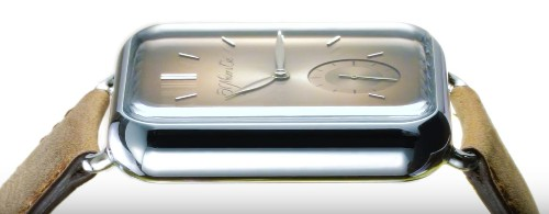 Meet H. Moser & Cie., The Swiss Watch Company Apple Is Probably About To Sue