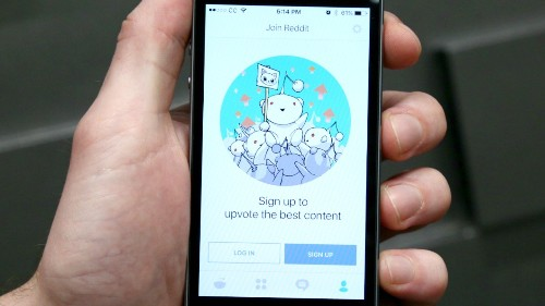 Hands on with Reddit's new smartphone app