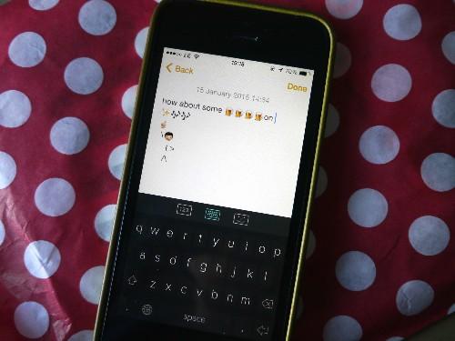 Qwerky Keyboard Speeds Up Typing Emoji On iOS
