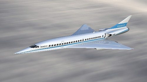 Boom completes wind tunnel testing, paving the way for supersonic airplane construction