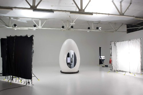 Wolfprint 3D raises $500K to bring scanning pods to an airport near you