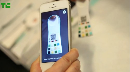 Scanadu's New Pee Stick Puts The Medical Lab On Your Smartphone