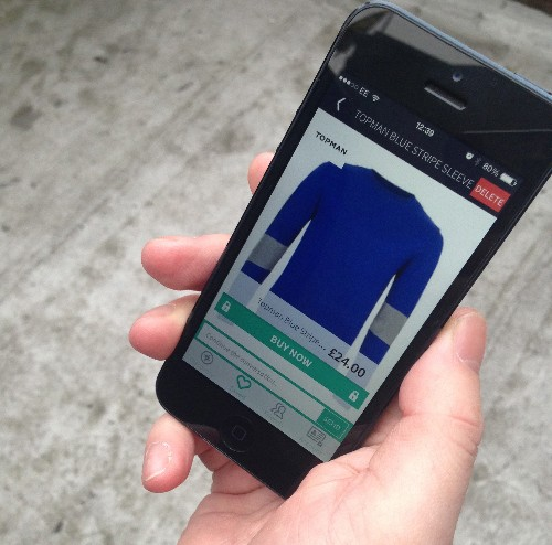 Mallzee Is A Tinder-Esque Shopping App That Lets Your Friends Play Fashion Police
