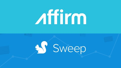 Affirm acquires budgeting app Sweep to expand into personal finance