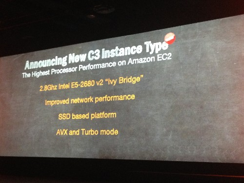 Amazon Launches Its Fastest EC2 Instance Type Yet