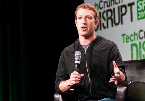 Zuckerberg Says He Was Too Afraid Of Taking Facebook Public