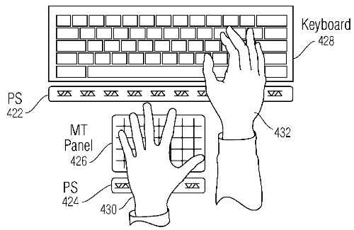 New Apple Patent Covers Hovering Gestures For iPhone Displays