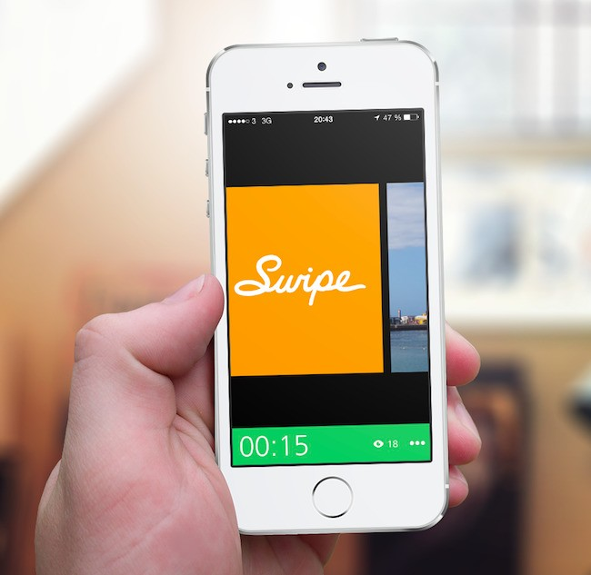 Swipe Launches To Save You From Death By PowerPoint