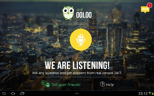 iDrive Launches OOLOO, A Voice Search App Powered By People, Not Algorithms
