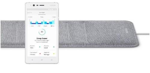 Nokia introduces a new sleep sensor that works with IFTTT