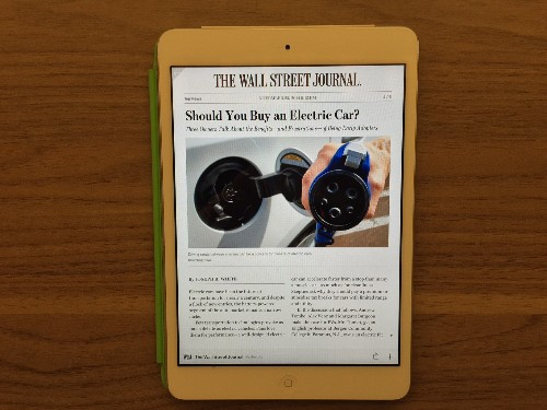 Flipboard Adds The Wall Street Journal To Its News Discovery Apps