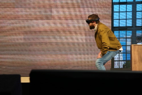 HoloLens Hands-On: How We Built An App For Microsoft's Augmented Reality Headset