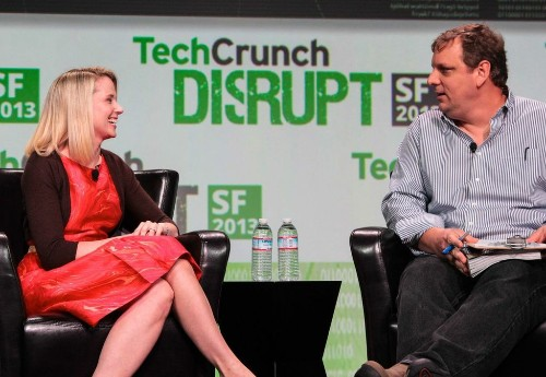 Yahoo Monthly Active Users Are Up 20% To 800M, Including 350M On Mobile, Says Marissa Mayer