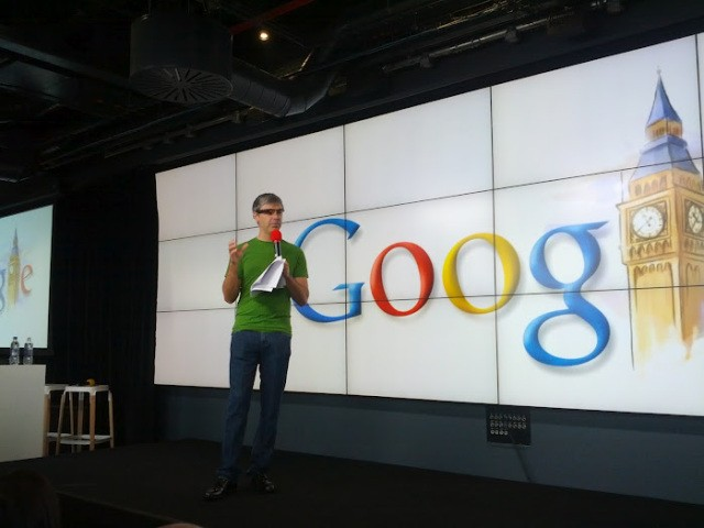 Larry PageがGoogle GlassはOSがAndroidだと明言