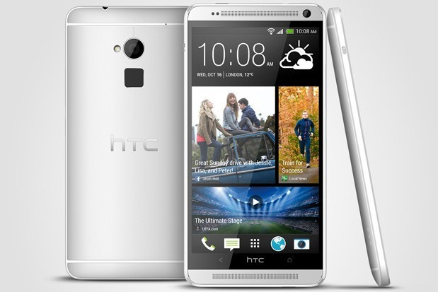 5.9-inch HTC One Max With Fingerprint Sensor Allows You To Launch Apps With A Touch