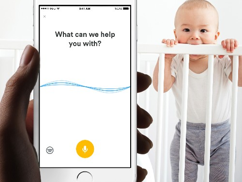 Hiro Baby's personal assistant for new parents helps you survive baby's first year