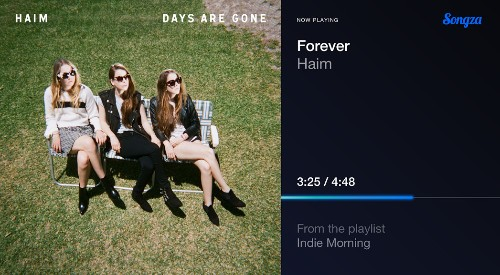 Chromecast Gets 10 New Apps, Including Songza, VEVO, And Revision 3