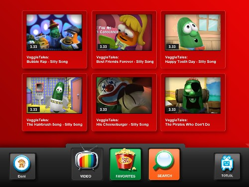 Totlol Delivers A Kid-Safe Alternative To YouTube On Web & Mobile