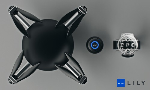 Lily, A Camera Drone That Automatically Follows You, Pulls In A Mountainous $34 Million In Pre-orders