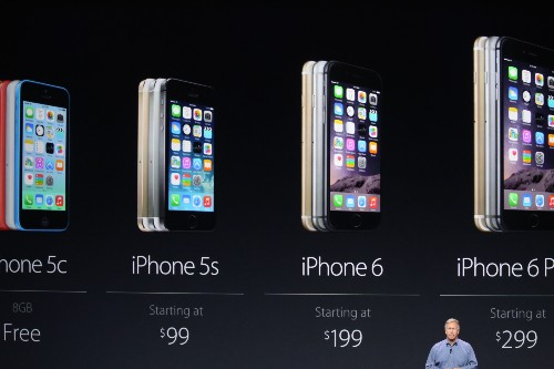 The New iPhones Come September 19 With Better Pricing For Storage
