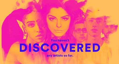 Spotify Introduces 'Found Them First' So You Know How Cool You Are