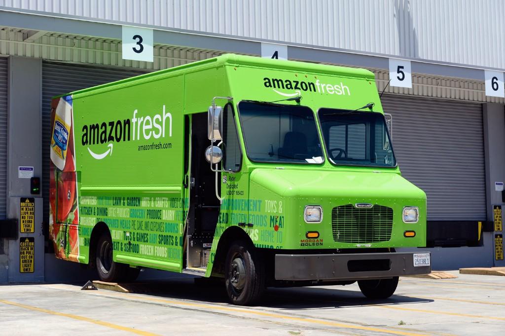Amazon Fresh - Cover