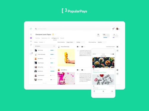 Popular Pays raises $3.1M in new funding to connect marketers and creators