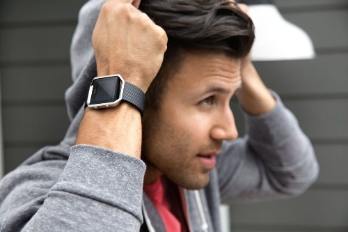 Fitbit Unveils Blaze Smart Fitness Watch With Color Touch Screen